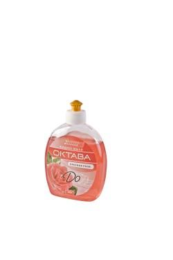ОКТАВА жидкое мыло с крышкой пуш-пул
