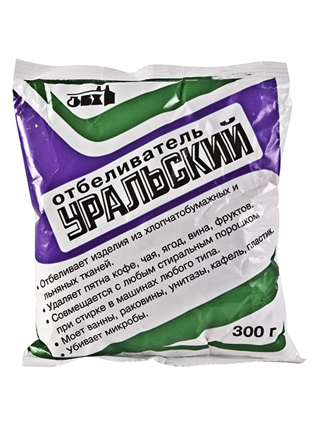 Порошковый отбеливатель «Уральский»