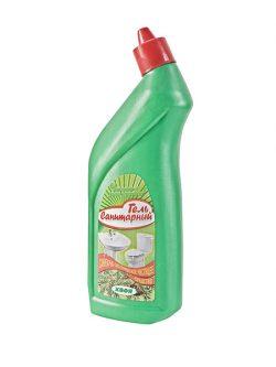 Санитарно-гигиеническое чистящее средство «САНИТАРНЫЙ-ГЕЛЬ»